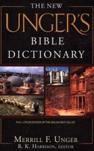 0802490662 | New Ungers Bible Dictionary (Revised)