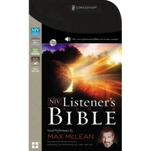 0310444349 | NIV Listener's Complete Bible on CD