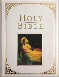 1433607431   KJV Holman Family Bible Imitation Leather Padded Hardcover