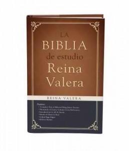 1630583391 | Spanish RVR 1909 Study Bible La Biblia De Estudio Reina Valera