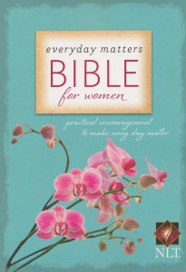 9781619701359 | NLT Everyday Matters Bible for Women softcover