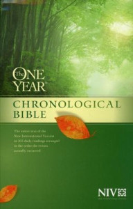 1414359934 | NIV One Year Chronological Bible