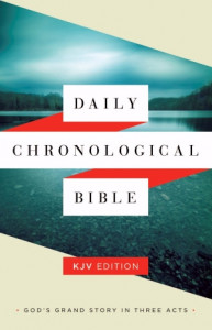 1586409239 | KJV Daily Chronological Bible Softcover