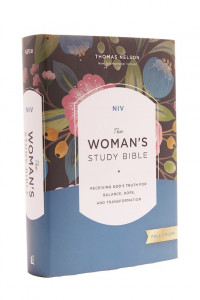 NIV Woman's Study Bible (Full-Color) Hardcover