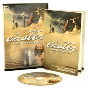 091037296153 | The Easter Experience Movie with Discussion Guide
