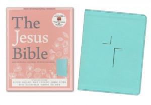 0310444691 | NIV The Jesus Bible Soft Leather Look Robin's Egg Blue
