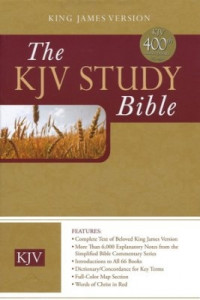 1616260378   KJV Study Bible-Burgundy Bonded Leather