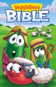 0310744644   NIrV VeggieTales Bible Updated Hardcover