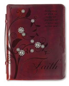 759830235617 | Bible Cover Tree Of Faith Medium