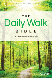1414380623 | NIV Daily Walk Bible-Softcover