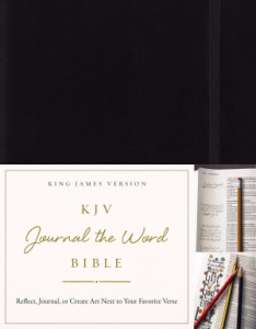 0718089618 | KJV Journal the Word Bible Hardcover Red Letter Edition