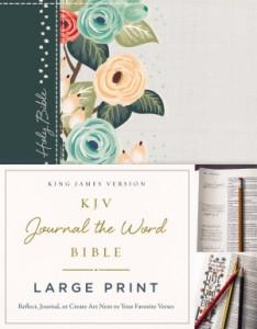 0718090888 | KJV Journal The Word Bible