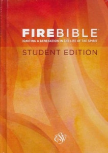 161970689X | ESV Fire Bible Student Edition Hardcover