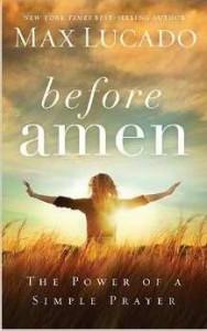 0849948487   Book Before Amen Hardcover