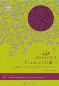 1418548502 | NKJV Women Of Faith Devotional A Message Of Grace And Hope For Every Day