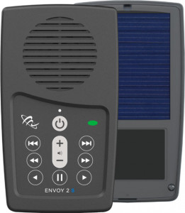 Solar Powered Audio Bible - 78 Various Languages