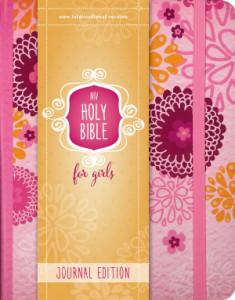 0310759064 | NIV Holy Bible For Girls: Journal Edition