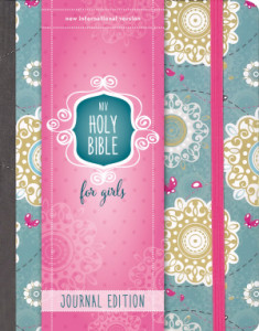0310758963 | NIV Holy Bible For Girls: Journal Edition