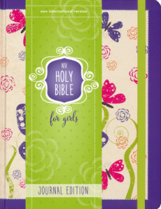 031075965X   NIV Holy Bible For Girls: Journal Edition