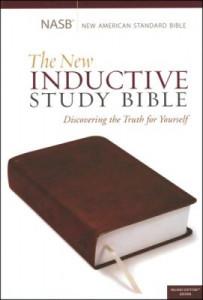 0736977309 | NASB New Inductive Study Bible