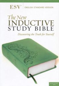 0736957219 | ESV New Inductive Study Bible