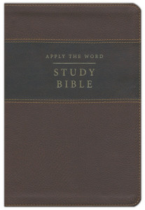 0718084462 | NKJV Apply The Word Study Bible (Full Color) Large Print