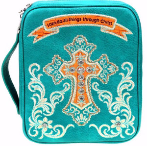 159133 | Bible Cover I Can Do All Things Through Christ