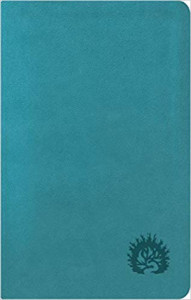 164289172X | ESV Reformation Study Bible Condensed Edition Turquoise LeatherLike
