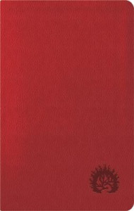 1567698735 | ESV Reformation Study Bible Condensed Edition Red LeatherLike