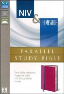 0310422981 | NIV & Message Parallel Study Bible