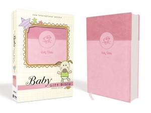 0310764238 | NIV Baby Gift Bible