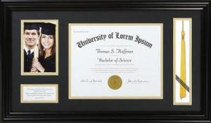037505712541 | Graduation Frame Jeremiah 29:11