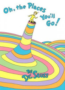 0679805273 | Graduation book Oh, the Places You'll Go! Classic Seuss