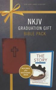 0310448182 | NKJV Graduation Kit for Grads