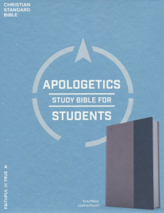 1433651114 | CSB Apologetics Study Bible for Students