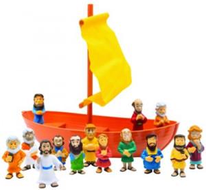 603154506338 | Galilean Boat Playset