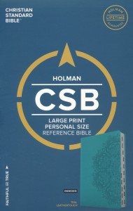 1433647702 | CSB Large Print Personal Size Reference Bible