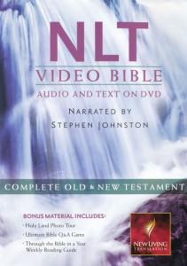 1598567128 | NLT Video Bible DVD