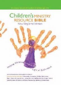 0840785070 | NKJV Childrens Ministry Resource Bible Children Grow in the Light of God's Word