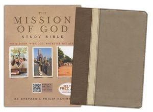 1433601583 | HCSB Mission Of God Study Bible