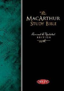 0718018990 | NKJV MacArthur Study Bible Revised
