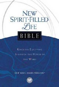 1418550396   NKJV New Spirit-Filled Life Bible