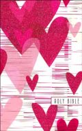 0310760712 | NIV Gift Bible for Kids Large Print Pink Softcover