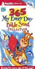 1496405412 | 365 My Every Day Bible Song Collection