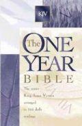 084232576X   KJV One Year Bible