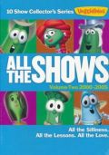 037117039906 | DVD Veggie Tales All The Shows V2 (2000-2005) (10 DVD) (Repack)