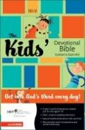 0310712440 | NIRV Kids' Devotional Bible (Updated & Expanded)