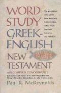 0842382909 | NRSV Word Study Greek-English New Testament