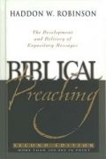 0801022622 | Biblical Preaching: The Development and Delivery of Expository Messages