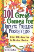 068700814X | 101 Great Games for Infants, Toddlers, & Preschoolers